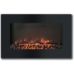Callisto 30 In. Wall-Mount Electric Fireplace