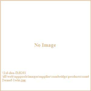 42 In. Metallic Electric Fireplace