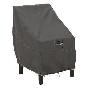 Ravenna - 32 Inch High-Back Patio Chair Cover