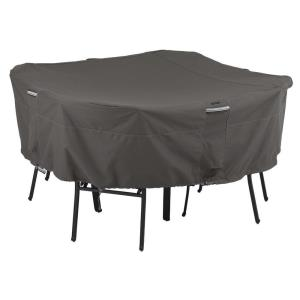 """Ravenna - 68"""" Square Table And Chair Cover"""