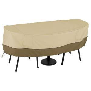 """Veranda - 82"""" Bistro Table and Chair Cover"""
