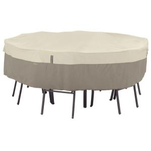 Belltown - 72 Inch Medium Bistro Table and Chair Cover