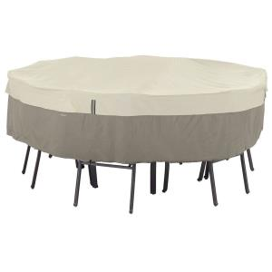 """Belltown - 96"""" Large Bistro Table and Chair Cover"""