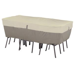 Belltown - 110 Inch Large Rectangular/Oval Table and Chair Cover