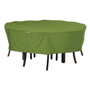 """Sodo - 96"""" Round Table  and  Chair Cover"""