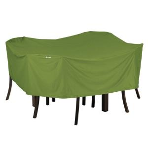 """Sodo - 68"""" Medium Square Table  and  Chair Cover"""