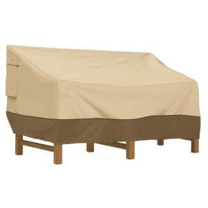 "Veranda - 106"" XL Deep Love Seat Sofa Cover"