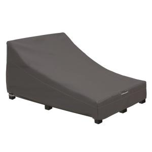 """Ravenna - 85"""" Double Wide Chaise Lounge Cover"""