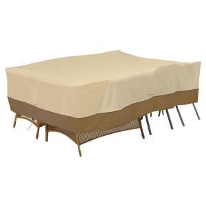 """Veranda - 80"""" Medium General Purpose Patio Furniture Set Cover"""
