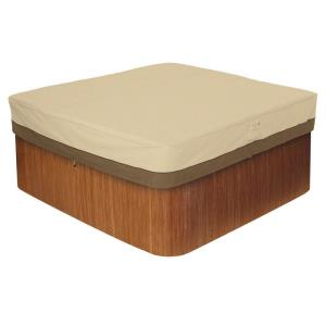Veranda - 94 Inch Square Hot Tub Cover