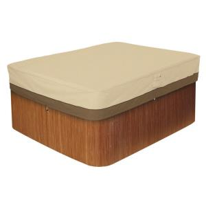 Veranda - 82 Inch Rectangular Hot Tub Cover