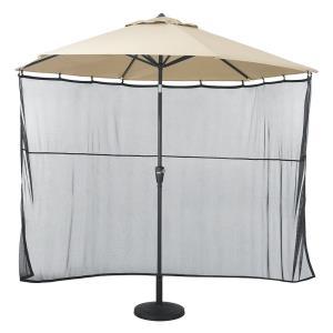 Classic - 108 Inch Umbrella Shade Screen