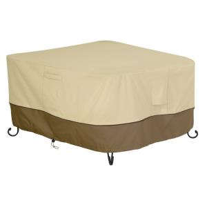 "Veranda - 52"" Square Fire Pit Table Cover"