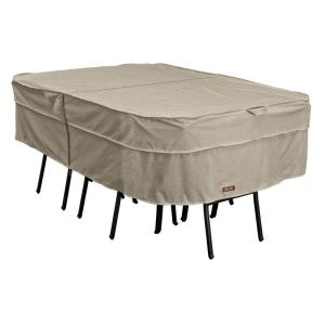 """Montlake - 88"""" Rectangular/Oval Medium Table and Chair Cover"""