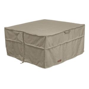 "Montlake - 42"" Square Firepit Table Cover"