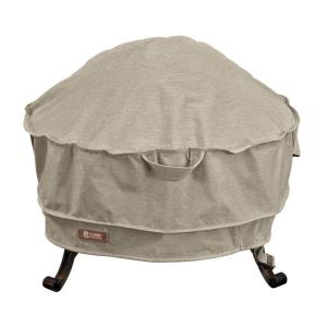 Montlake - 30 Inch Round Full Coverage Firepit Cover