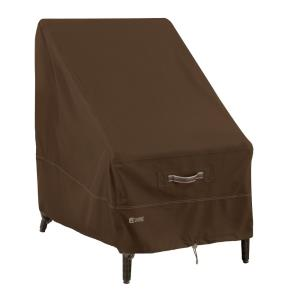 "Madrona - 35 x 35"" RainProof High Back Patio Chair Cover"