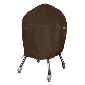 "Madrona - 35 x 35"" X-Large RainProof Kamado Ceramic Grill Cover"
