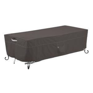 "Ravenna - 30 x 62"" Rectangular Fire Pit Table Cover"