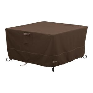 Madrona - 44 x 44 Inch RainProof Square Fire Pit Table Cover