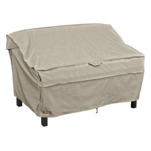 "Montlake - 31 x 53"" Small FadeSafe Patio Bench Cover"