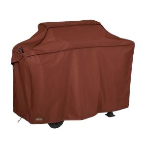 "Montlake - 22.5 x 60"" Medium FadeSafe Heavy Duty BBQ Grill Cover"