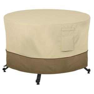 "Veranda - 58 x 58"" Round Fire Pit Table Cover"