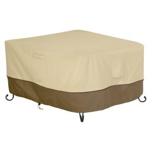 "Veranda - 64 x 64"" Square Fire Pit Table Cover"