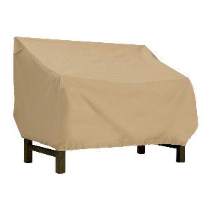 """Terrazzo - 87"""" Large Patio Bench Seat Cover"""