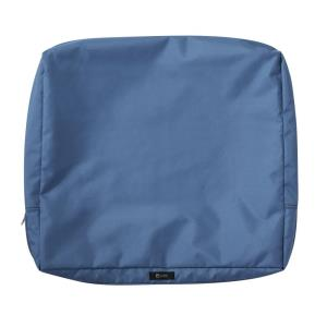 Ravenna - 22 x 25 Inch Patio Back Cushion Slip Cover