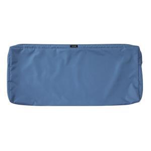 "Ravenna - 18 x 42"" Patio Bench/Settee Cushion Slip Cover"