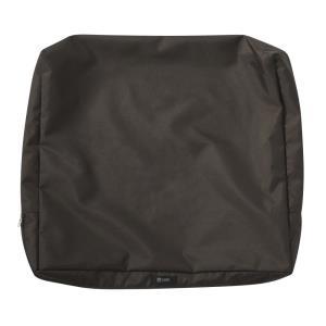 "Ravenna - 22 x 25"" Patio Back Cushion Slip Cover"