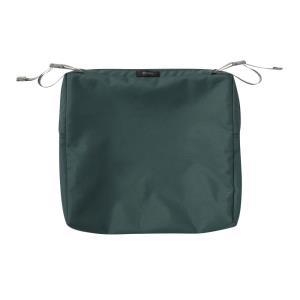 Ravenna - 15 x 17 Inch Rectangular Patio Seat Cushion Slip Cover