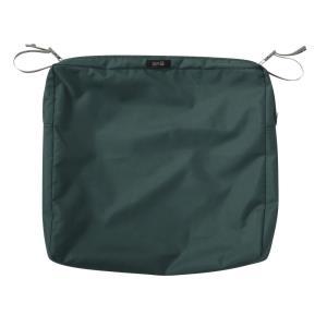 "Ravenna - 21 x 21"" Square Patio Seat Cushion Slip Cover"