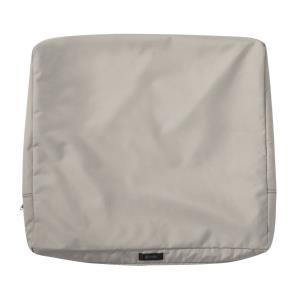 "Ravenna - 20 x 23"" Patio Back Cushion Slip Cover"