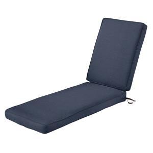 "Montlake - 21 x 72"" Lounge Patio Chaise Cushion"