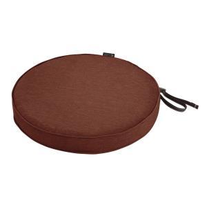 "Montlake - 18 x 18"" Round Patio Dining Seat Cushion"