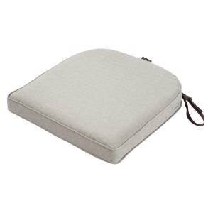 "Montlake - 18 x 18"" Square Patio Dining Seat Cushion"