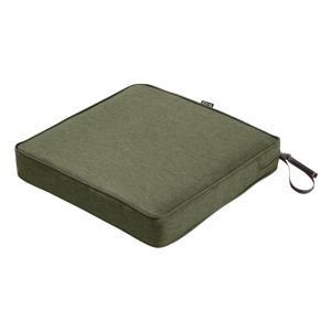 "Montlake - 19 x 19"" Square Patio Dining Seat Cushion"