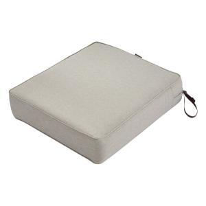 """Montlake - 21 x 19"""" Rectangular Patio Lounge Seat Cushion"""