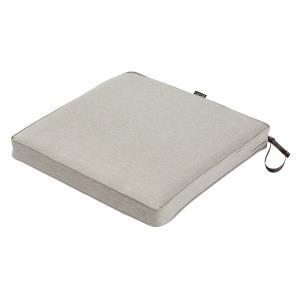 """Montlake - 17 x 15"""" Rectangular Patio Dining Seat Cushion"""