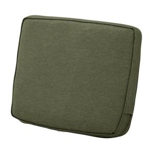 "Montlake - 22 x 23"" Rectangular Lounge Patio Back Cushion"