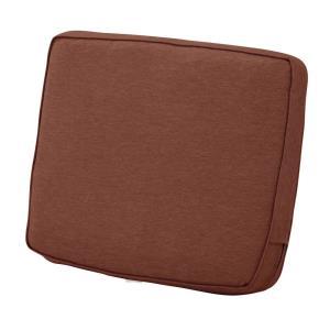 "Montlake - 20 x 19"" Rectangular Lounge Patio Back Cushion"