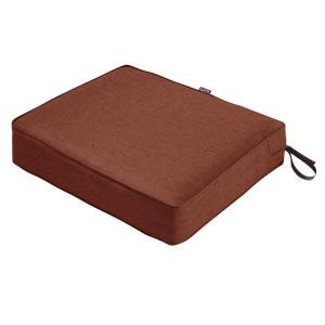 "Montlake - 23 x 21"" Rectangular Patio Seat Cushion"
