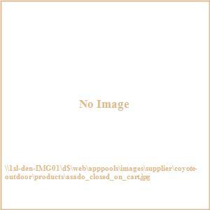 Asado Smoker Cart