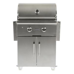 "C Series 28"" Grill On Cart"