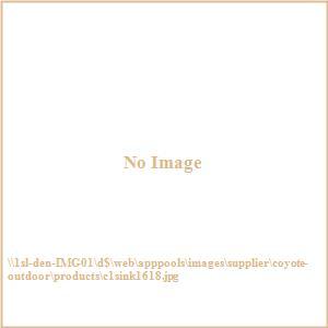 Sink - Universal Mount (no faucet)
