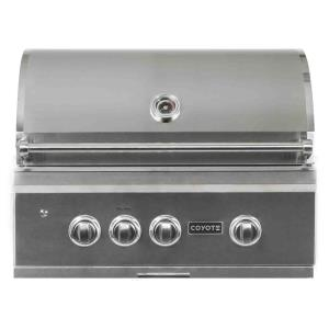 S Series 30 Inch Grill Built-in