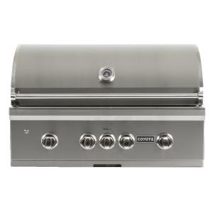 S Series 36 Inch Grill Built-in