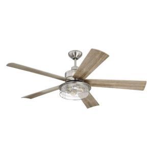 Garrick - 56 Inch Ceiling Fan with Light Kit